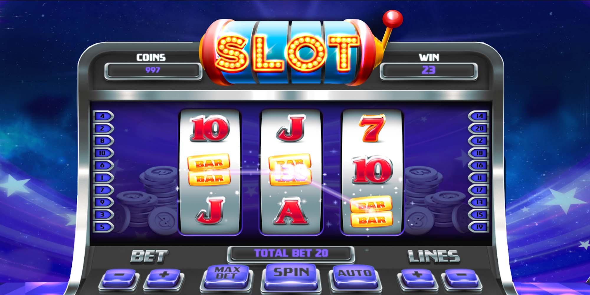 Dalam Bermain Slot Online Banyak Sekali Kejutan Keuntungan